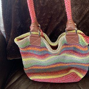 The Sak multi-color purse